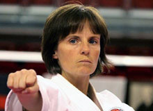 2015 National Championships in Quebec - Sensei Shannon