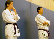 Shotokan Karate Halifax - Saint Mary's University Club